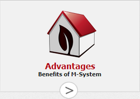 Advantages (home footer)
